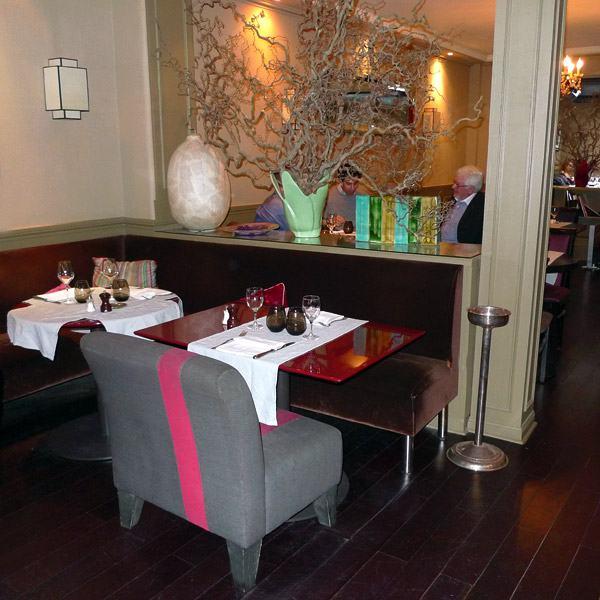 Confort et raffinement de la table
