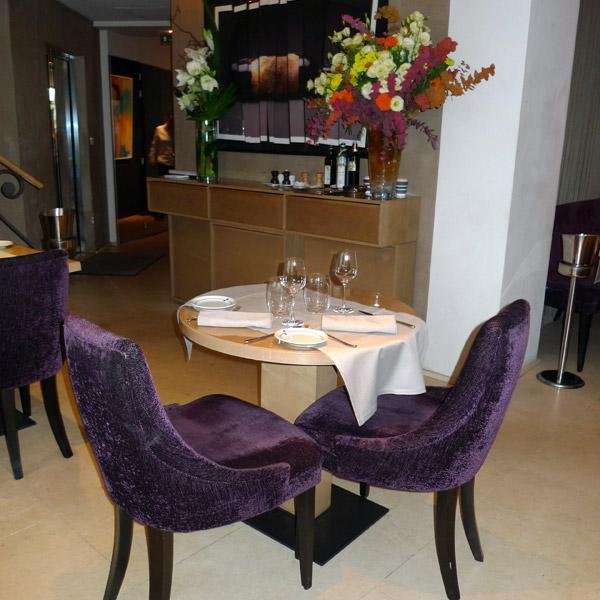 Restaurant Guy Martin Italia : La salle