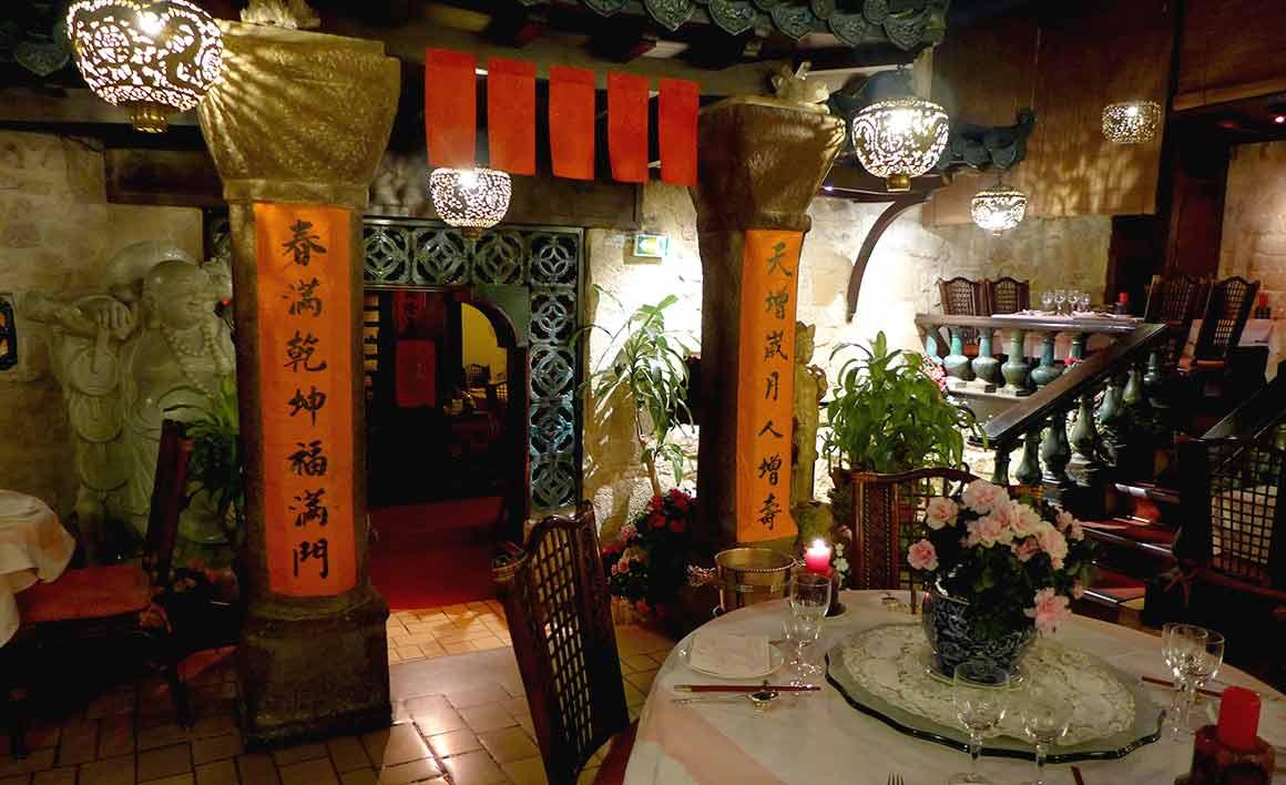 La salle du restaurant VONG