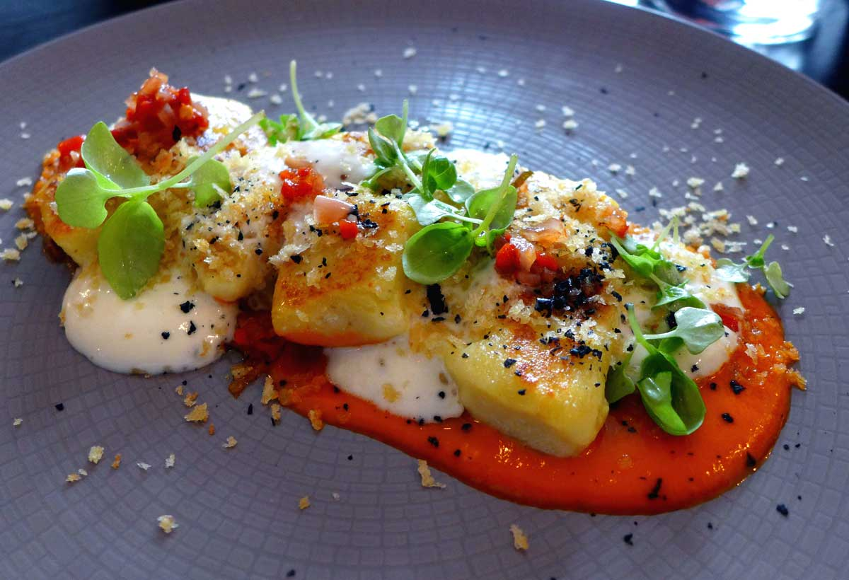 Restaurant Ida, Gnocchi di patate