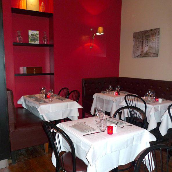 Restaurant Invictus, la salle