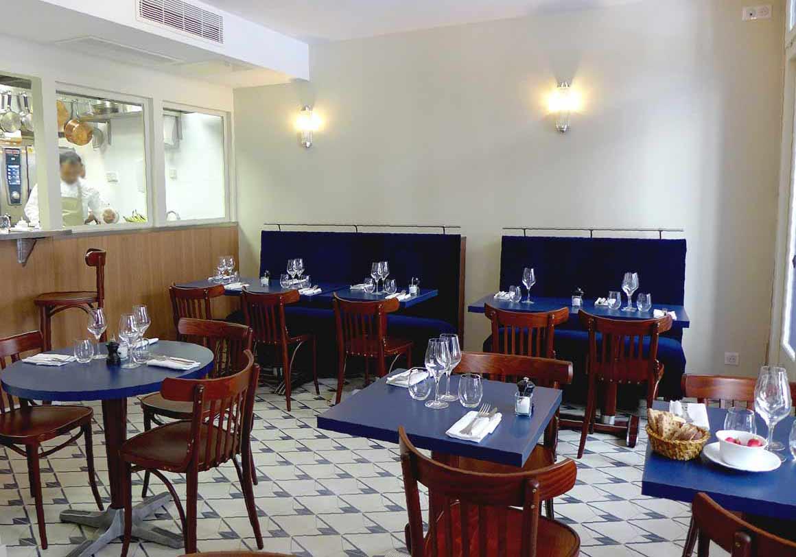 Restaurant Jaïs : La salle