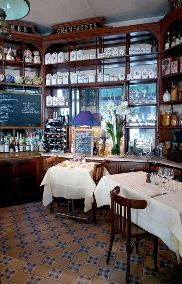Restaurant Je Thé... Me, la salle
