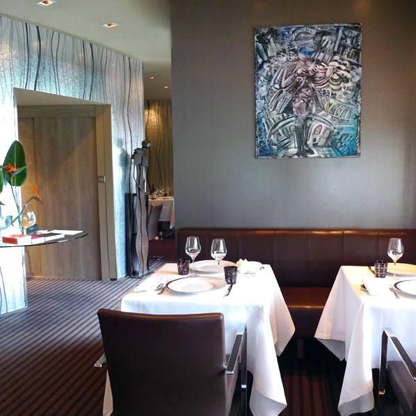 La salle du restaurant Jean-Luc Tartarin