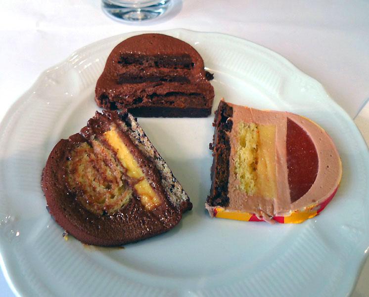 Jean-Paul Hévin Chocolatier : Un bel assortiment