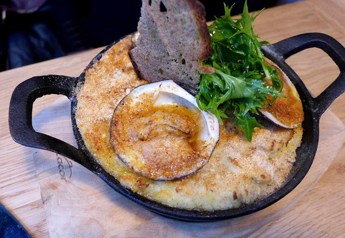 KOOK Restaurant : La brandade