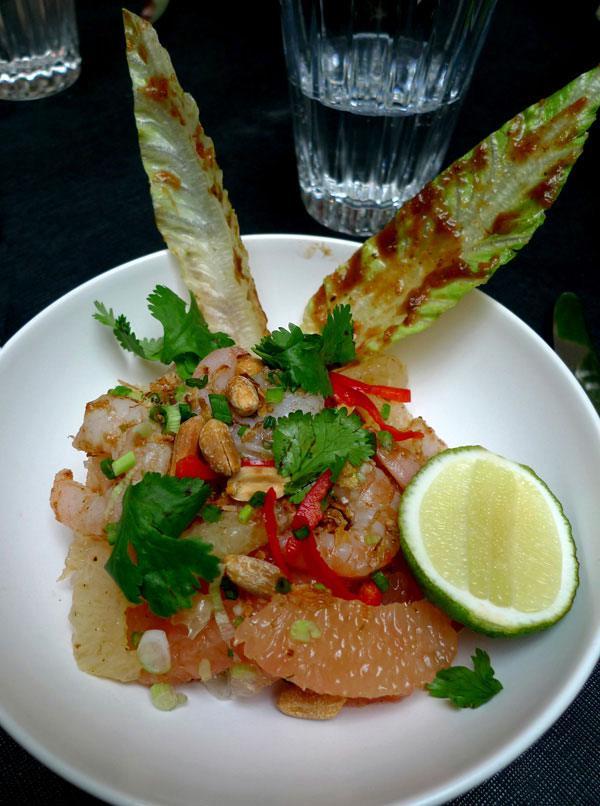 Restaurant La Bauhinia, Yam Som O