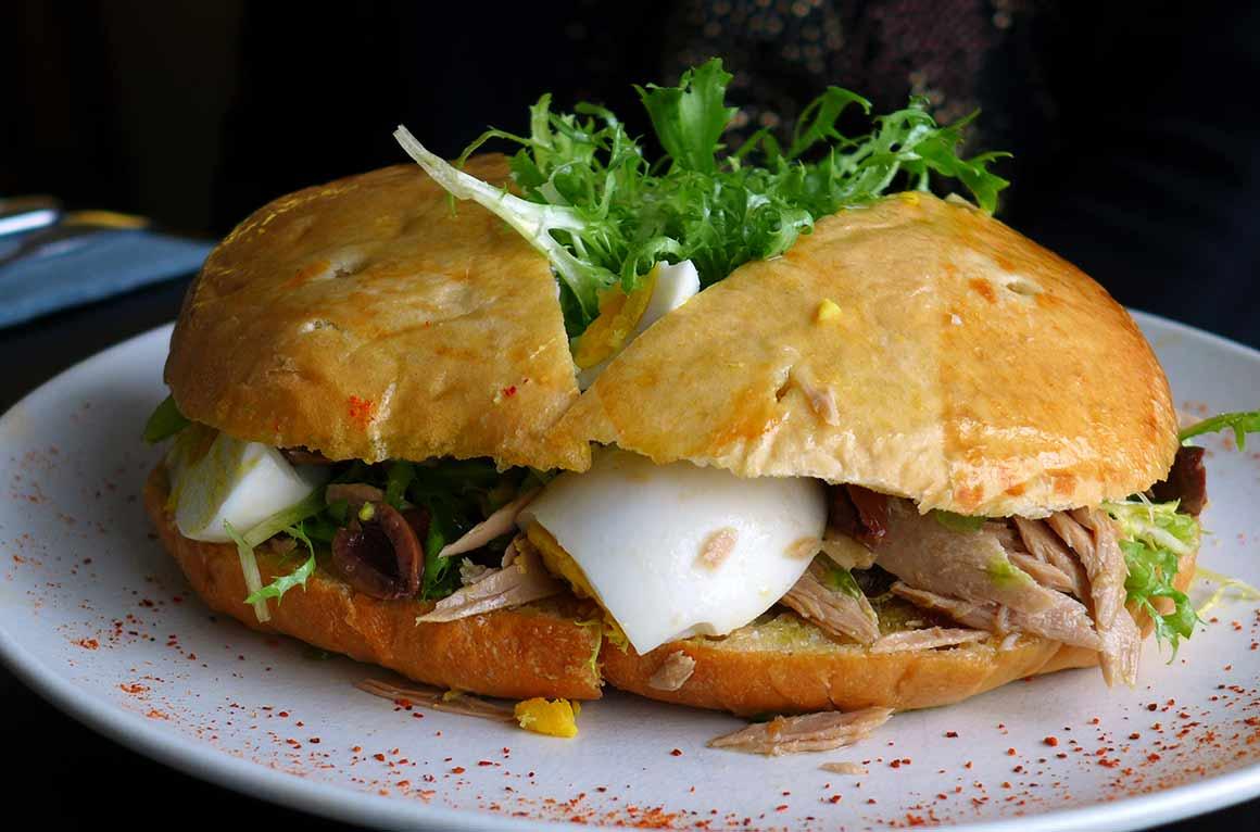 Restaurant DEGUSTATION : Le Pan Bagnat