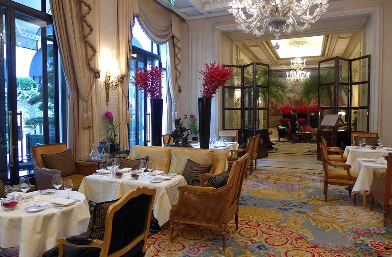 Restaurant La Galerie du George V