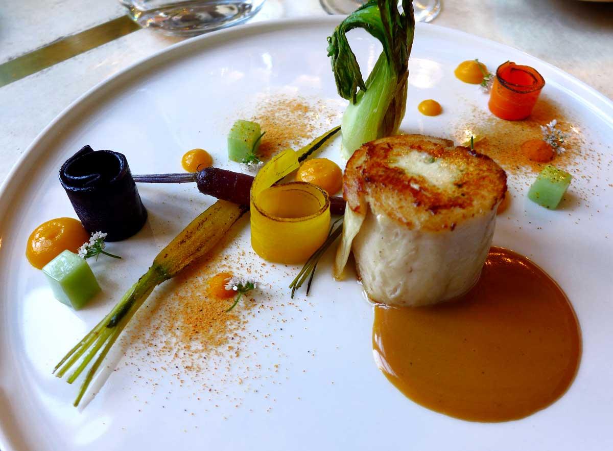 Restaurant La Maison d'à Côté : Brochet de Loire
