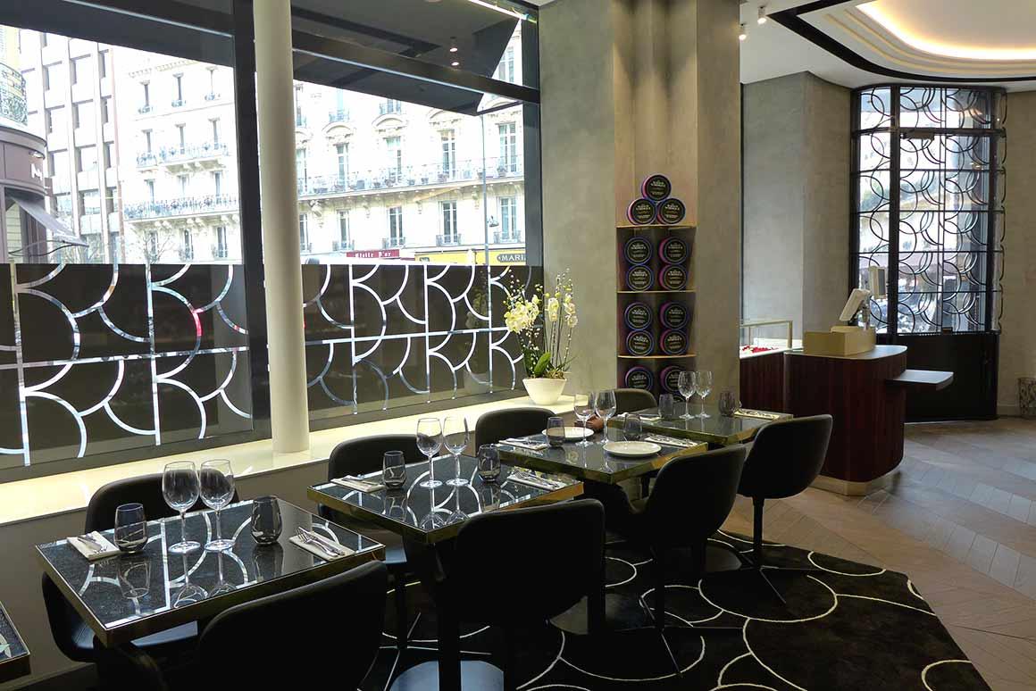 Restaurant La Maison Nordique : La salle