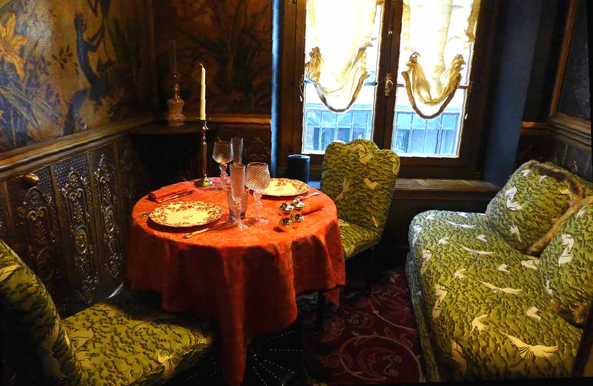 Restaurant Lapérouse : Un salon particulier