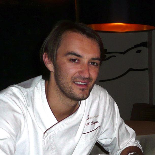 Pâtisserie Cyrril Lignac, Cyril Lignac