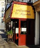 Restaurant La Régalade à Paris 1er