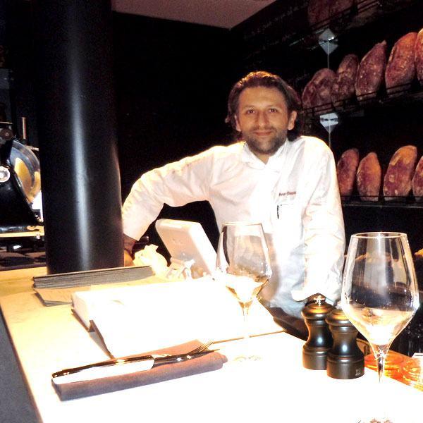 Bruno Doucet du Restaurant La Régalade Conservatoire à Paris 9ème