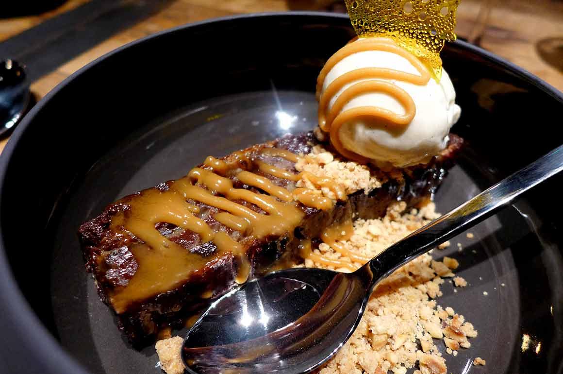 restaurant le Pub St Germain le pudding