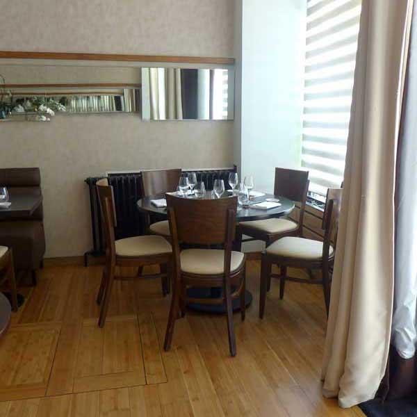 Restaurant La Route de la Soie : La salle