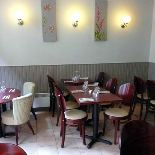 Restaurant La Table d'Eugène, La salle