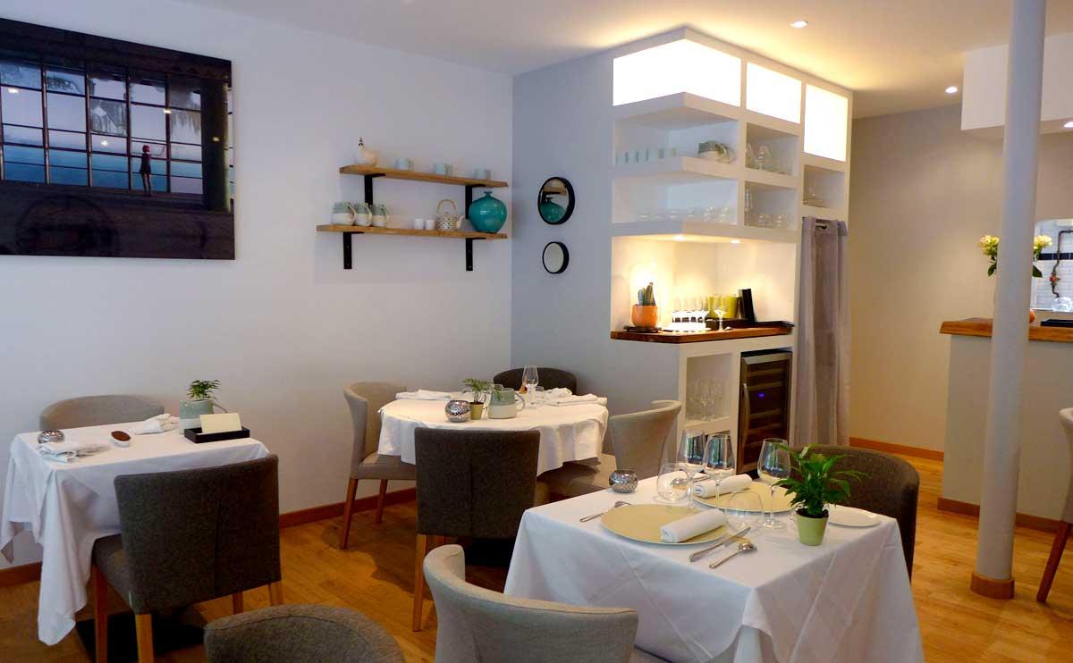 Restaurant La Table du 11 : La salle