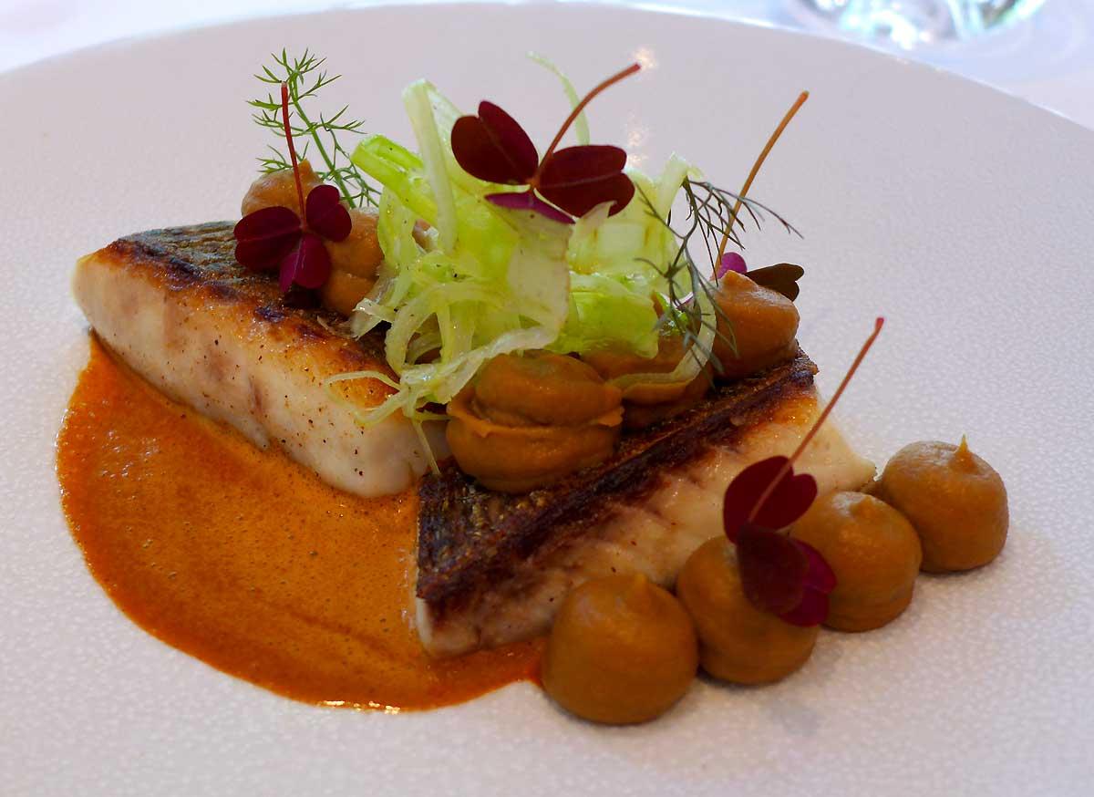 Restaurant La Table du 11 : Sar de Méditerranée