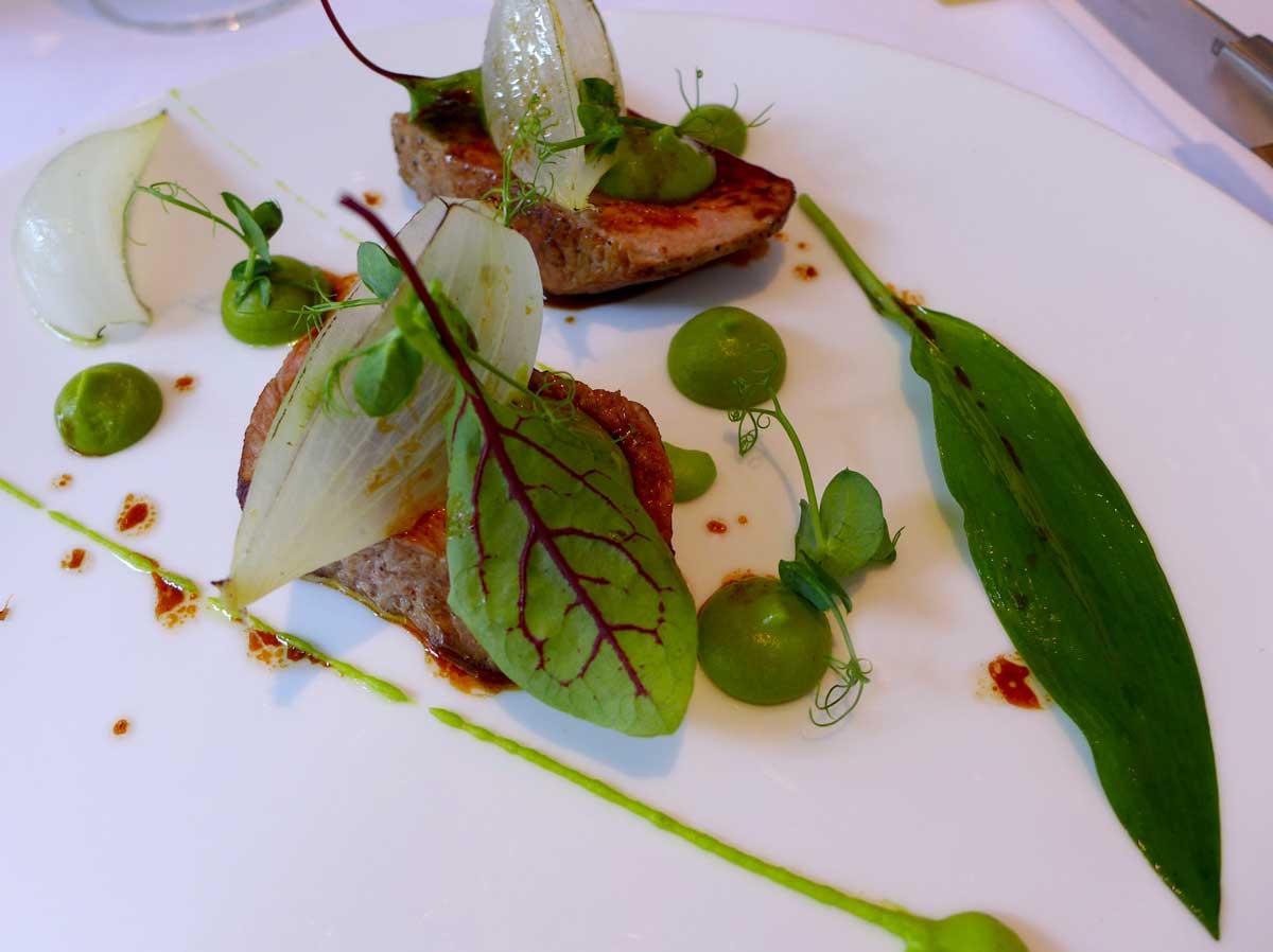 Restaurant La Table du 11 : Quasi de veau