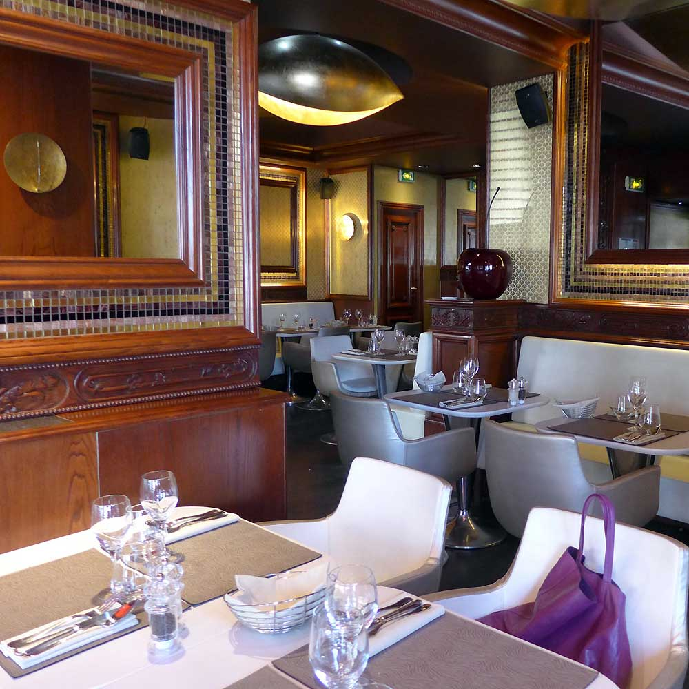 Restaurant La Table d'Ugo : La salle
