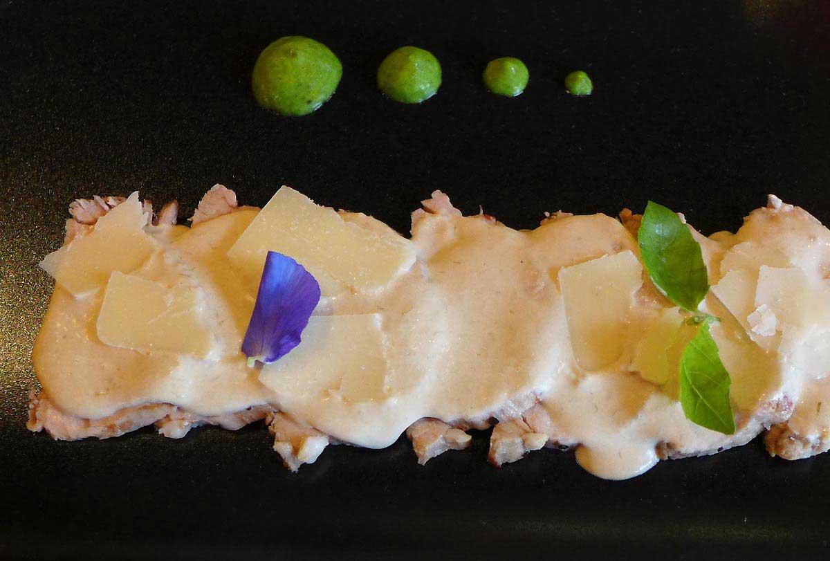 Restaurant La Table d'Ugo : Vitello tonato