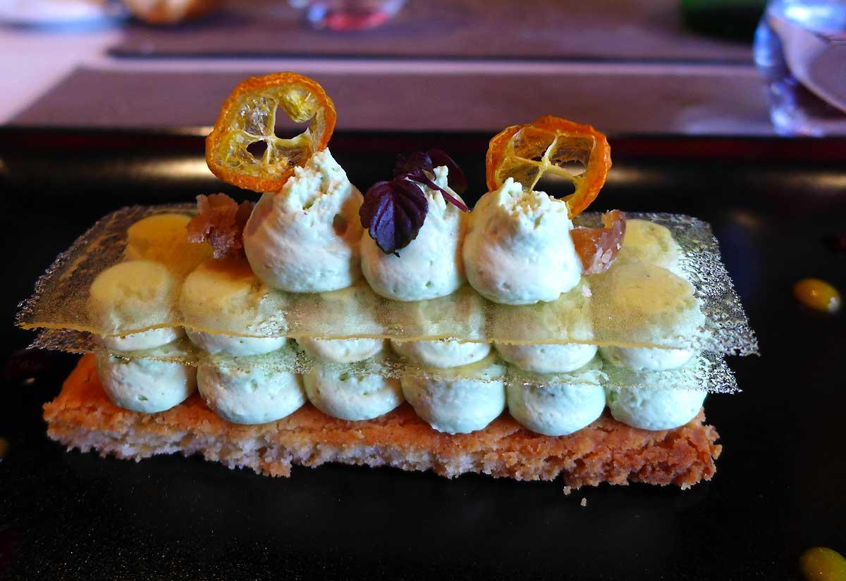 Restaurant La Table d'Ugo : Croquant de pistache