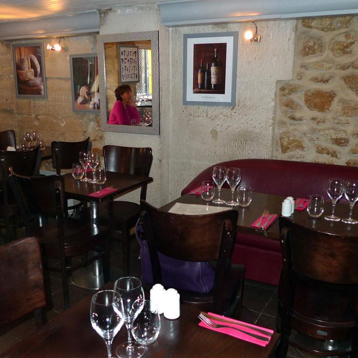 Restaurant La Terre, Décor du vieux Paris