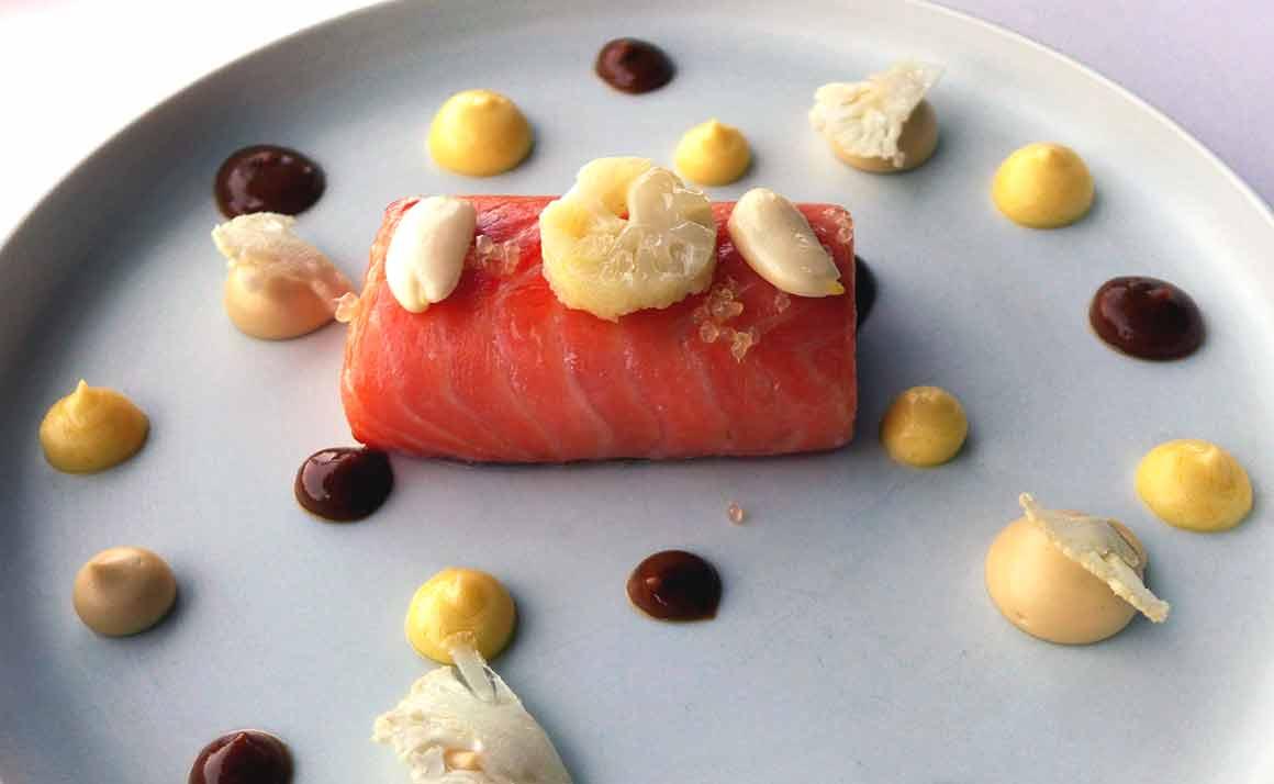 La Tour d'Argent, saumon de l'Adour
