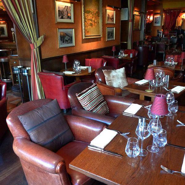 La Villa Corse, Ambiance lounge et mobilier confortable