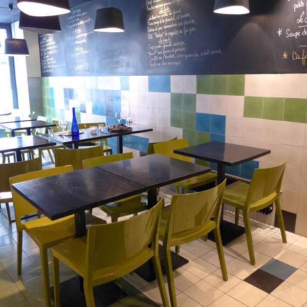 Restaurant L'Affriolé : La salle