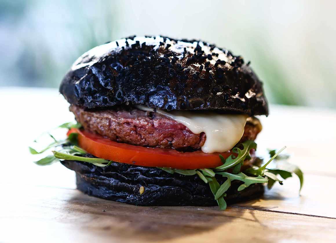 Restaurant L'Artisan du Burger : Burger au reblochon