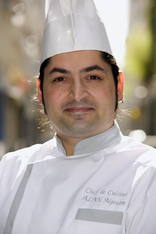 Restaurant L'Autobus Imperial, le chef