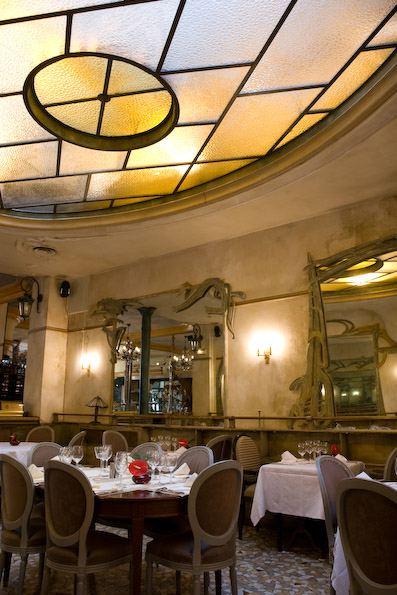 Restaurant L'Autobus Imperial, la salle
