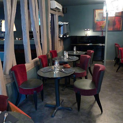 Restaurant Le 23 Clauzel, le restaurant
