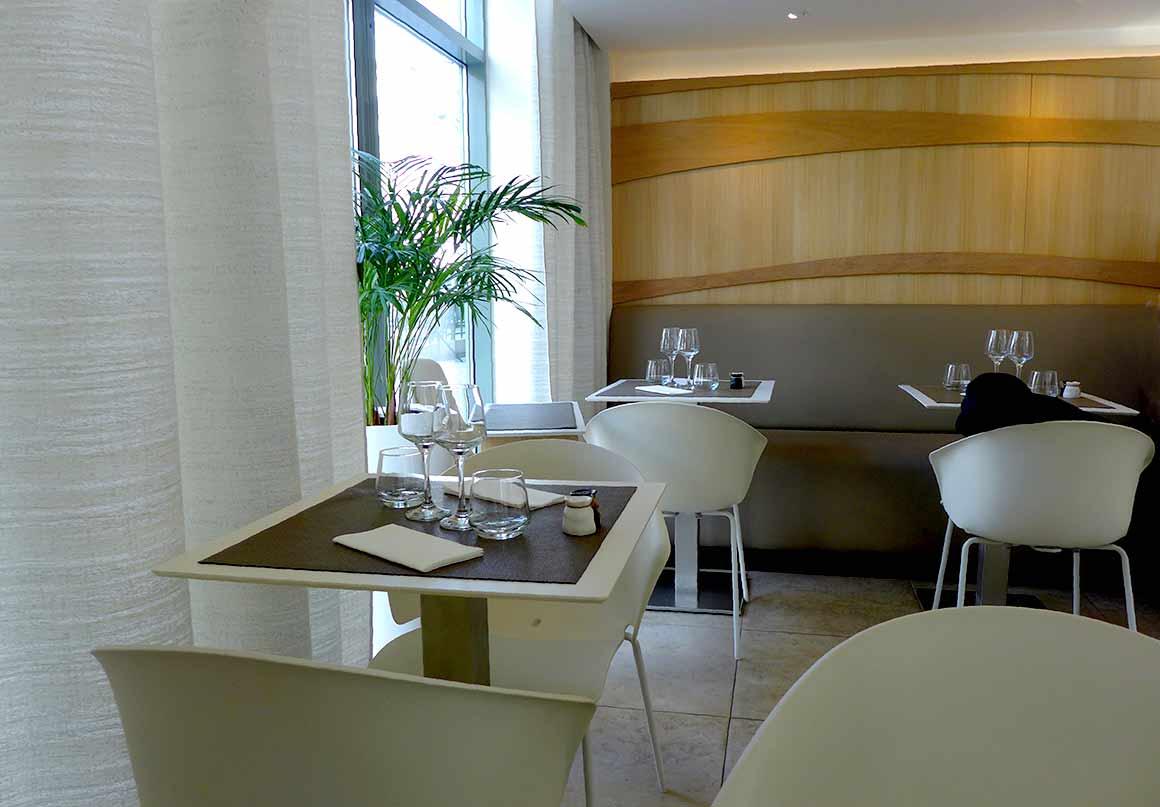 Restaurant Le 3B Jean Chauvel : La salle