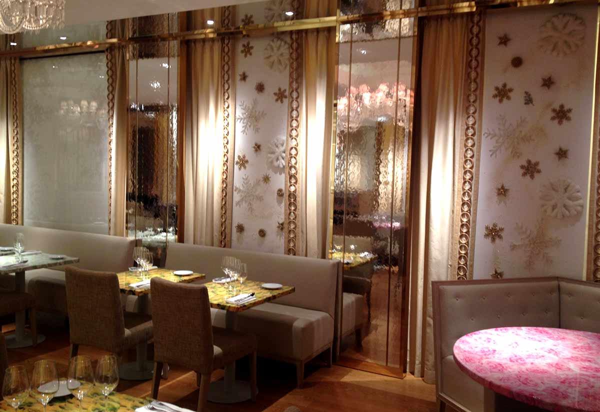 Restaurant Le 68 Guy MARTIN : La salle