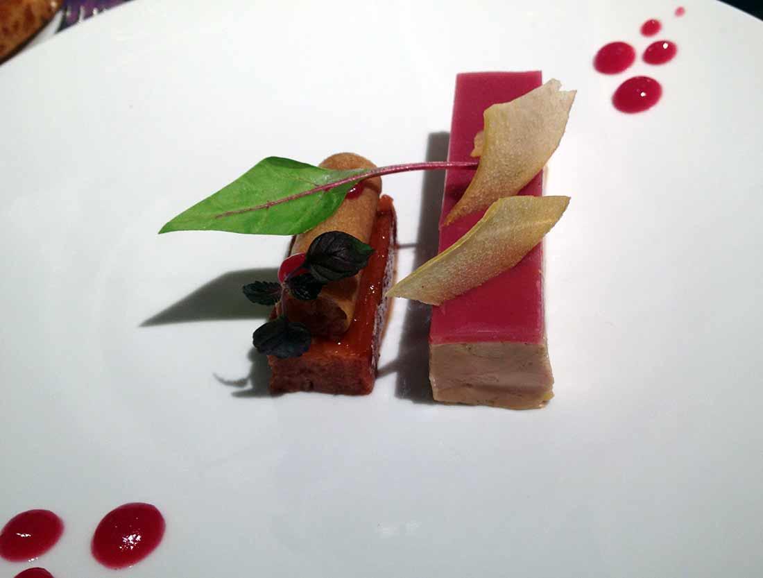 Restaurant Le 68 Guy MARTIN : Foie gras