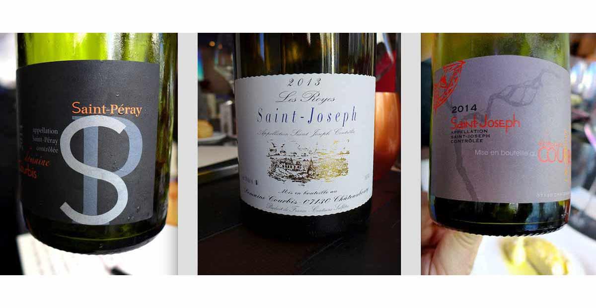 Des vins du Domaine Courbis