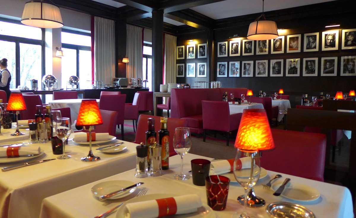 Restaurant Le Fouquet's La Baule : La salle