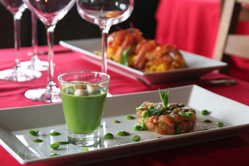 Restaurant Le Galion, le plat