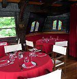 Restaurant Le Galion, la table