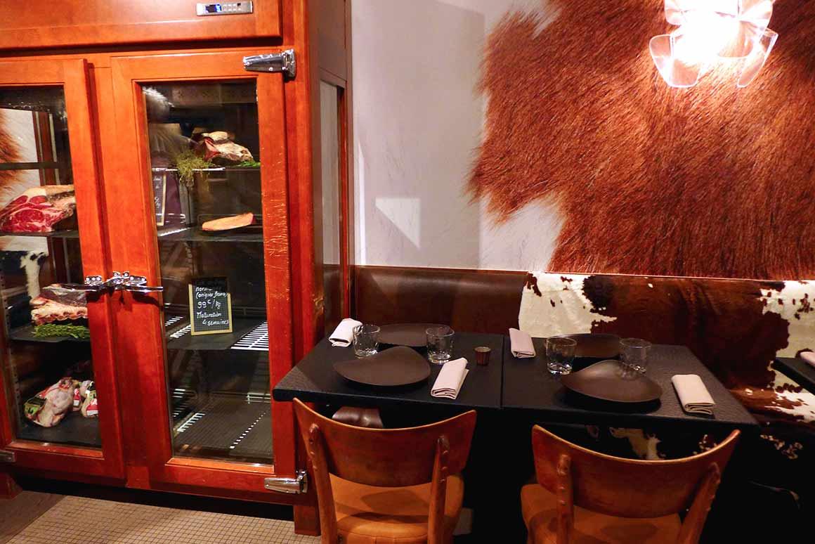Restaurant Le Grill Astier : La salle
