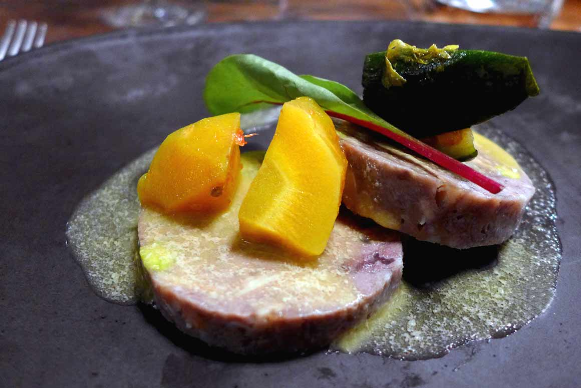 Restaurant Le Grill Astier : Nougat de queue de boeuf