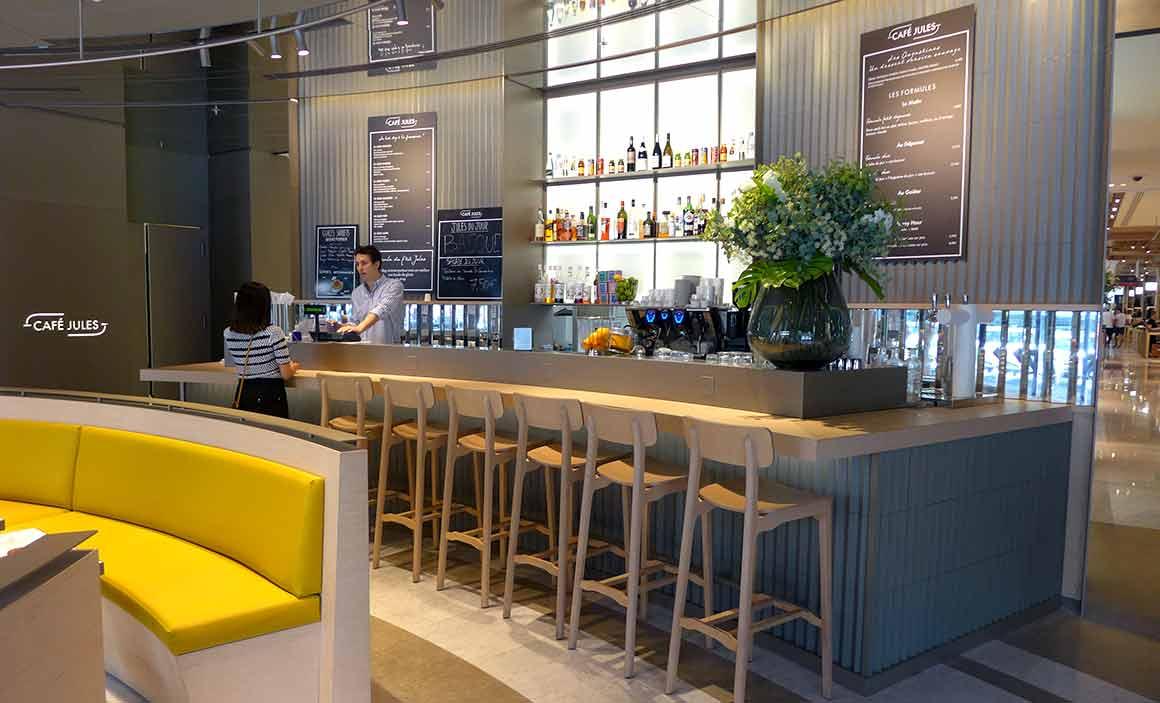 Restaurant Café Jules : La salle