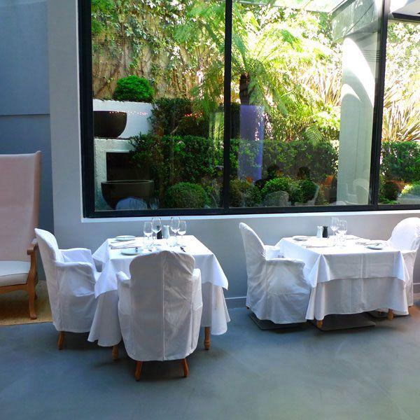 Restaurant La Table du Huit, Salle lumineuse ouverte