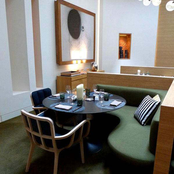 Restaurant Le Marignan es tables
