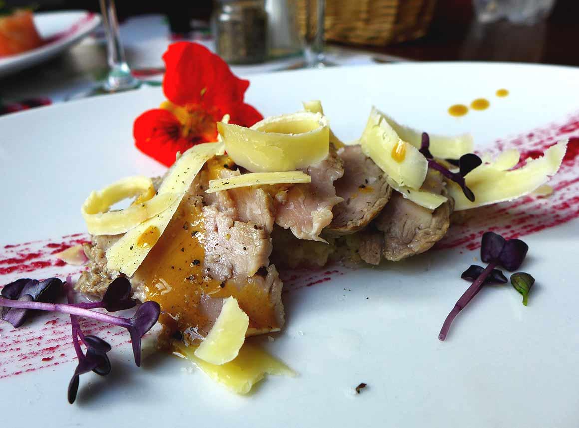 Café Colette : Veau vitello