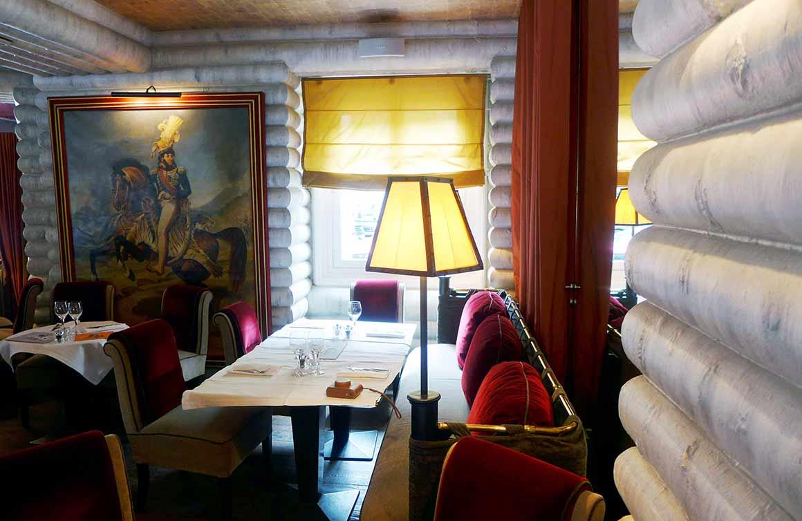 Brasserie Le Murat, La salle